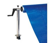 Сматывающее устройство для покрывала на бассейн